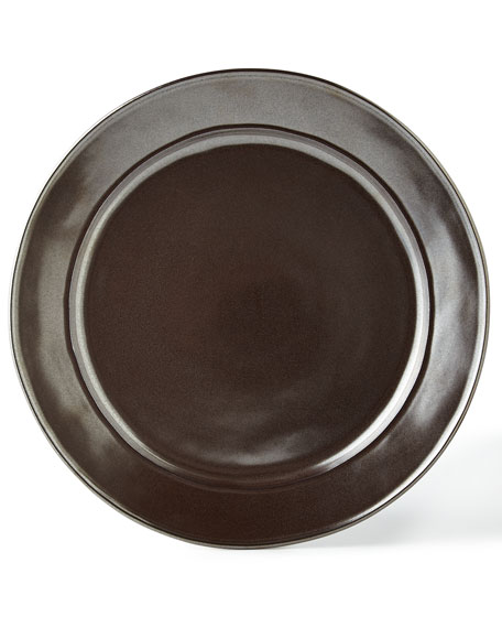 """Pewter"" Charger Plate"