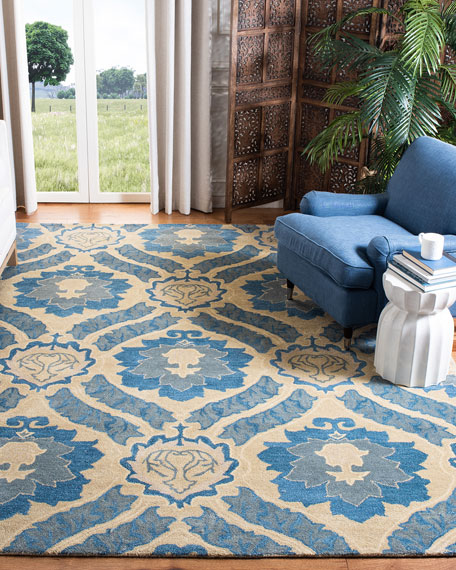 Bellaire Hand Tufted Rug, 10' x 14'