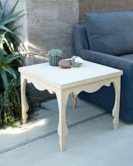 Silhouette Outdoor Side Table
