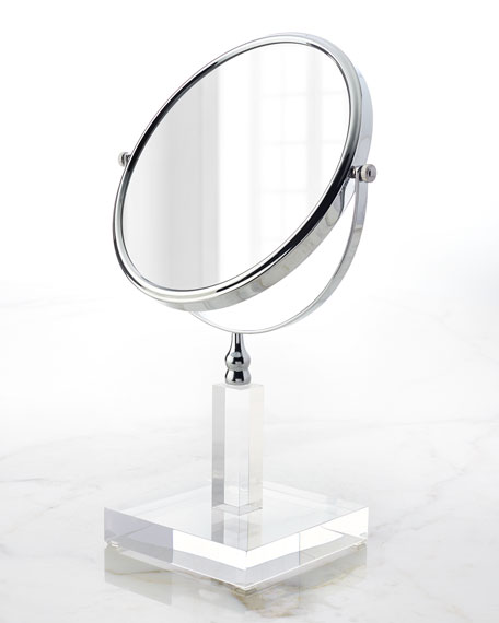 Solid Ice 3X Magnifying Mirror