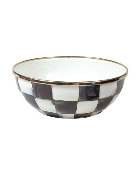 Courtly Check Everyday Bowl