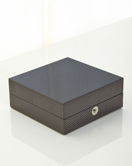 Roger Carbon Fiber Jewelry Box