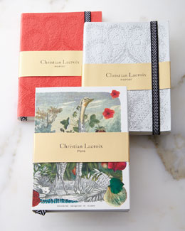 Wild Nature Notebooks, 3-Piece Set