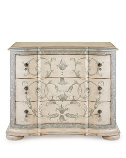 Heritage Hand-Painted Chest