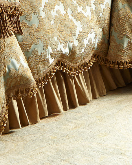 Palazzo Como Queen/King Dust Skirt