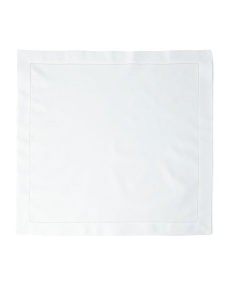 Boutross Imports 12 Hemstitch Dinner Napkins
