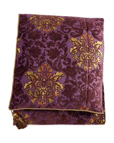 Dian Austin Couture Home Royal Court Queen Floral
