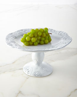 Lace Large Pedestal Server