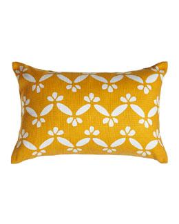 Zanzibar Chini Indoor/Outdoor Pillow