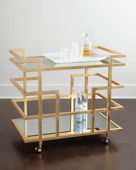 Azalea Bar Cart