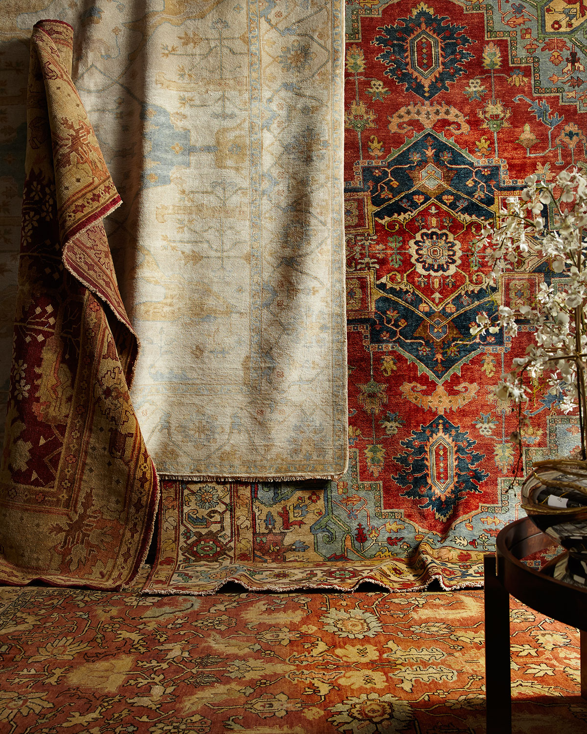 Luxury Curtains Designer Rugs At Horchow