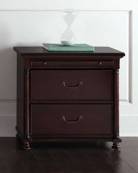 Windhaven Two-Drawer Nightstand