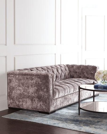 Cordette Tufted Sofa