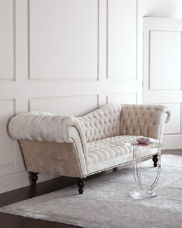 Cora Tufted Sofa