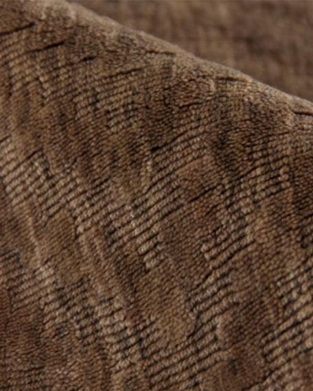 Freebush Hand-Loomed Rug, 6' x 9'