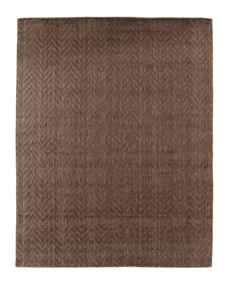 Exquisite Rugs Freebush Hand-Loomed Rug, 6' x 9'