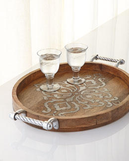 Heritage Large Oval Tray