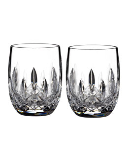 Lismore Rounded Tumblers, Set of 2