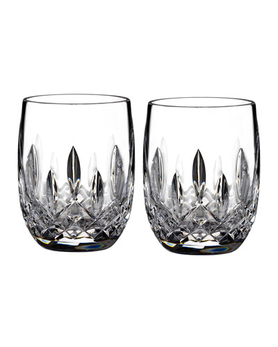 Lismore Rounded Tumblers  Set of 2
