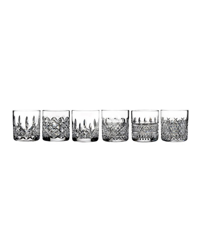 Heritage Assorted Tumblers  6-Piece Set