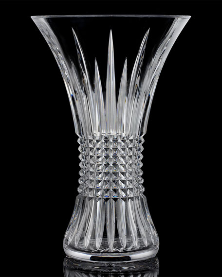"Lismore Diamond 12"" Vase"