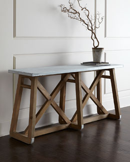 Brek Wall Table