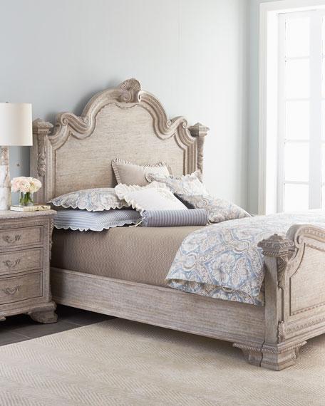 Piers Queen Bed