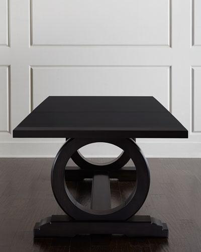 Alden Trestle Dining Table