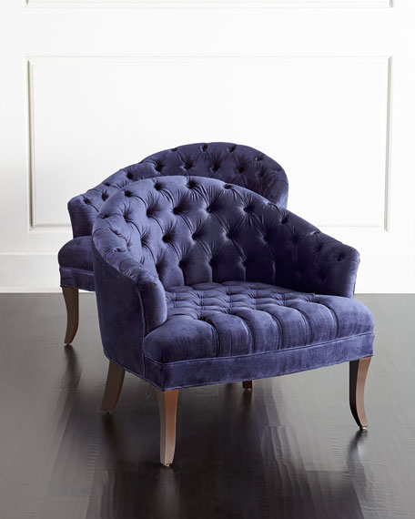 Ariana Tufted Chair