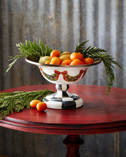 Evergreen Small Compote