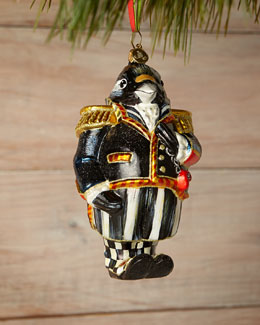 Mr. Porter Christmas Ornament
