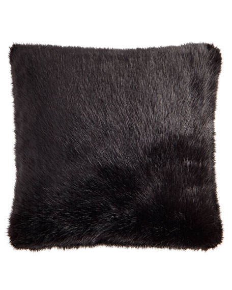 Faux-Fur Pillow