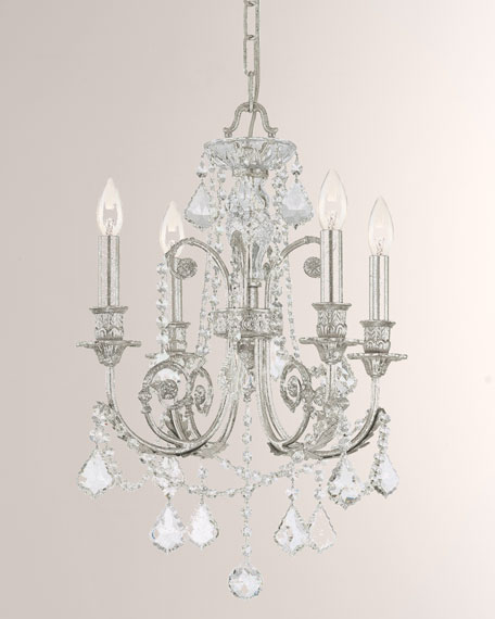 Crystorama Delphine 4-Light Chandelier