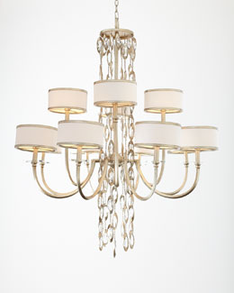 Counterpoint 12-Light Chandelier