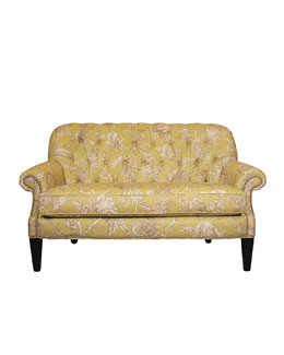 Hattie Tufted Settee