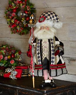Tuxedo Santa