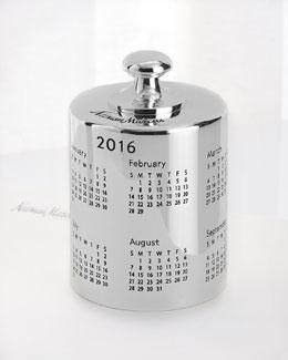 2016 Calendar Paperweight
