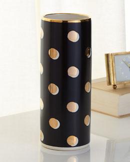 Sunset Street Lux Cylinder Vase