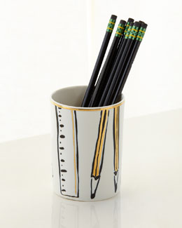 Daisy Place Pencil Cup