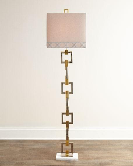 Charmant Jonathan Adler Nixon Floor Lamp