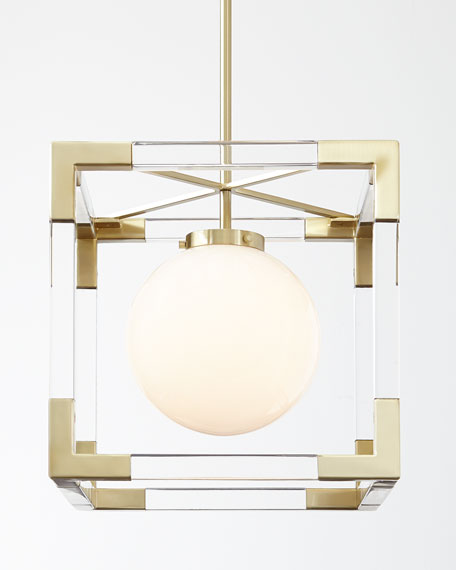 Jacques 1-Light Pendant