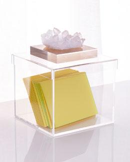 Natural Quartz Large Storage Box