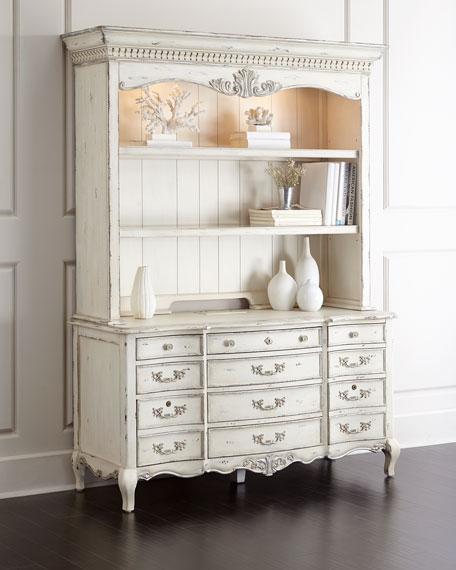 Hooker Furniture Nelson Credenza Hutch
