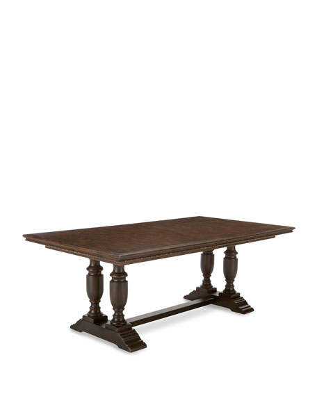 Reverie Trestle Dining Table