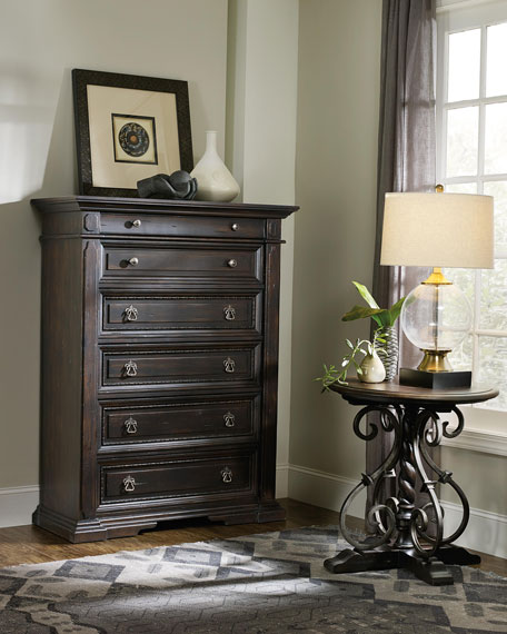 Royce Six-Drawer Chest