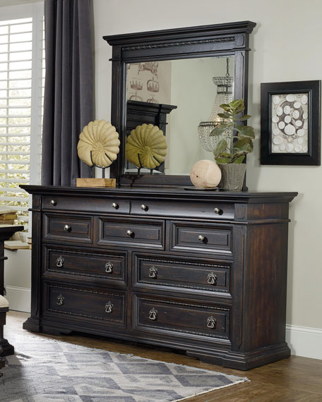 Royce Nine-Drawer Dresser