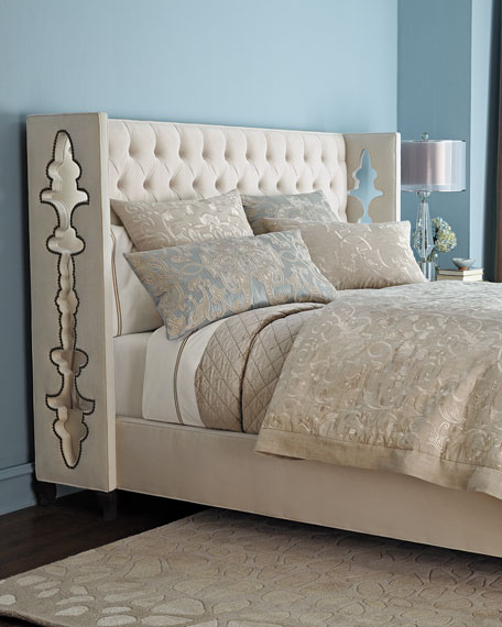 Ballustrade King Bed