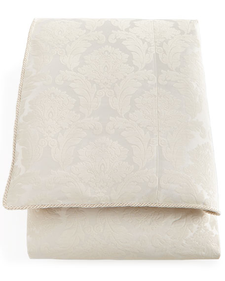 Dian Austin Couture Home King Capello Damask Duvet