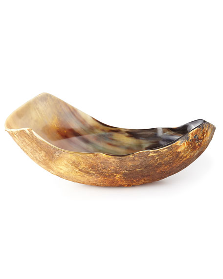 Horn Centerpiece Bowl