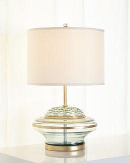 Caitlin Glass Lamp